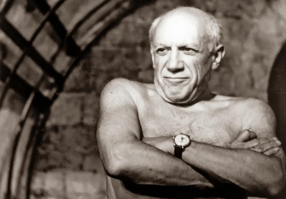 <Dali, Van, Picasso> 3 - 2. 옴므파탈 피카쏘