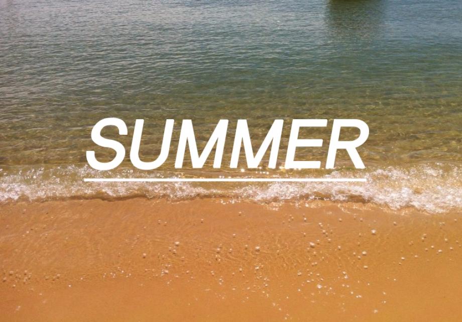 여름을 맞이하는 26가지 방법