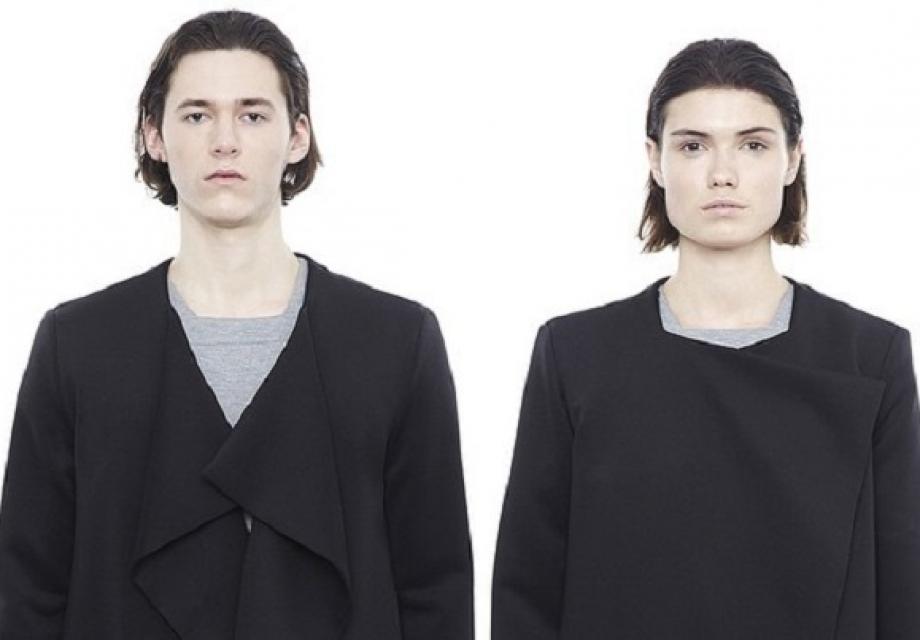 남자와 여자는 화성과 금성에서 오지 않았다, Genderless Fashion