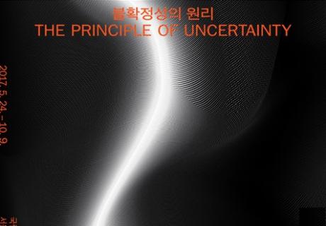 국립현대미술관 서울관, <불확정성의 원리>展