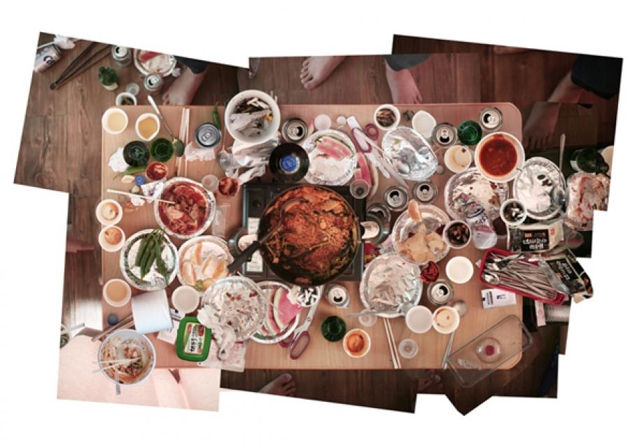 머물렀던 자리에 당신의 모든 것이 있어요!  김청진의 <맛있는 저녁이든 아니든>