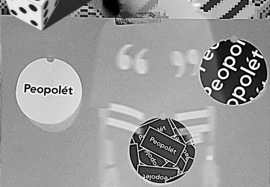 피프티피프티, Peopolet by 오디너리<span class='searched'>피플</span> <Life is Unwritten>展