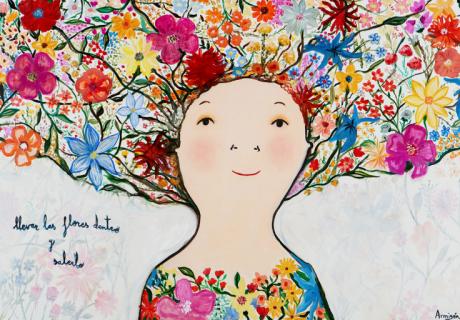 예술의전당 한가람미술관, <행복을 그리는 화가 에바 알머슨>展