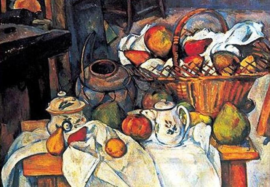 현대 미술의 아버지, 세잔(Paul Cezanne)
