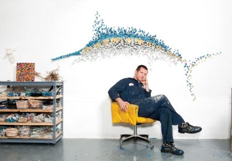 디지털과 현실이 교차된 세계, 픽셀 아티스트 Shawn Smith