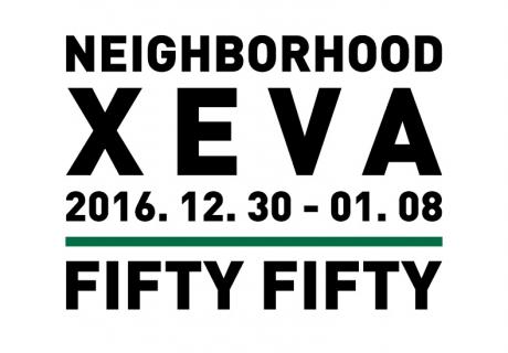 피프티피프티, XEVA <NEIGHBORHOOD>展
