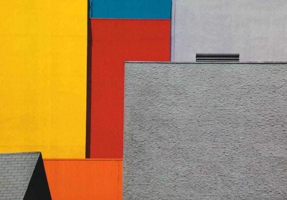유능한 색채의 반영, 프랑코 폰타나(Franco fontana)