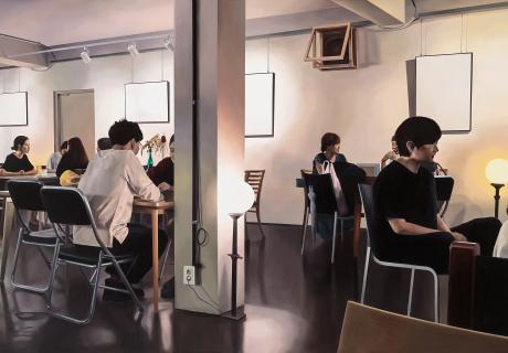 갤러리토스트, 김병진 <Conversation : listener>展