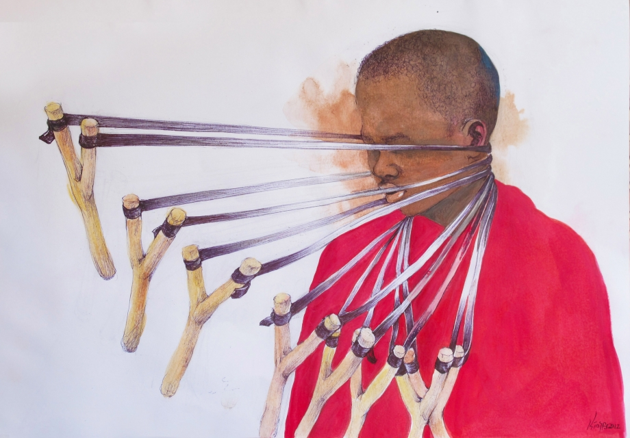 [365 ART ROAD] 그리며 하는 세계일주: 내 손으로 느낀 아프리카, 마다가스카르 완결편!