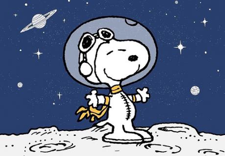 롯데뮤지엄 <To the Moon with Snoopy>展