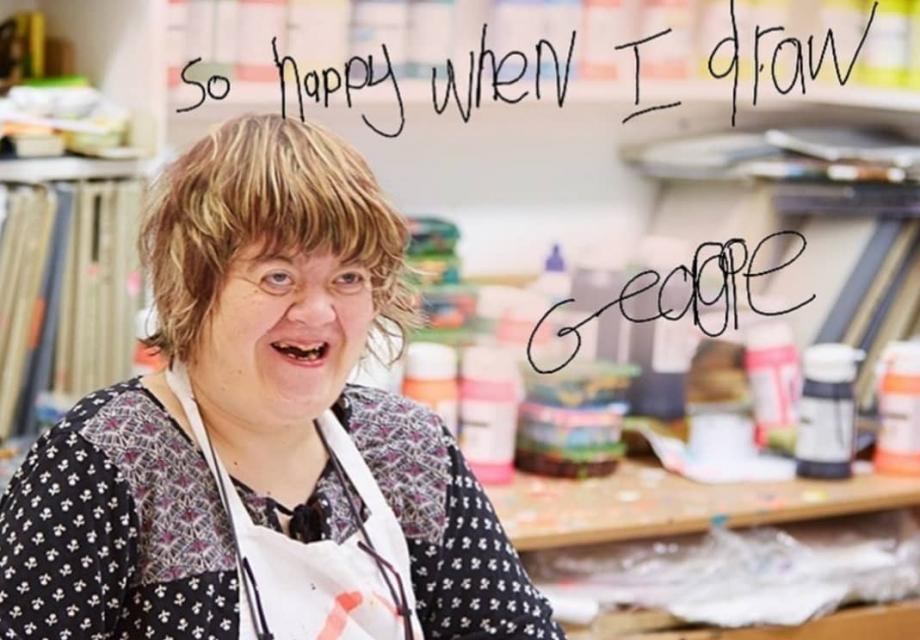 장애와 비장애의 언어, Art House Unlimited