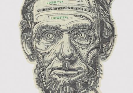 1달러의 예술 - 콜라주 아티스트 마크 와그너(Mark Wagner)