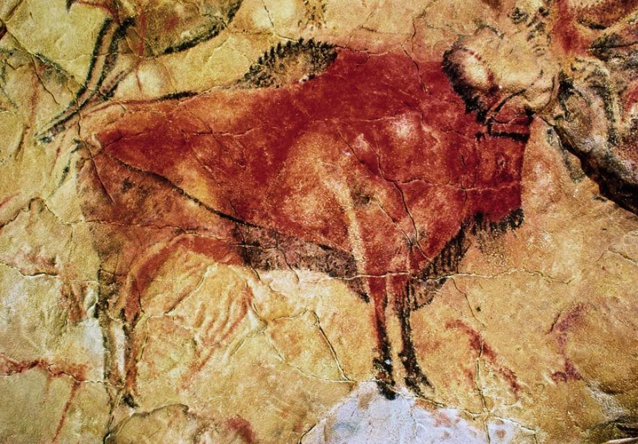 원하는 것을 위한 노력, 알타미라(Altamira) 동굴 벽화