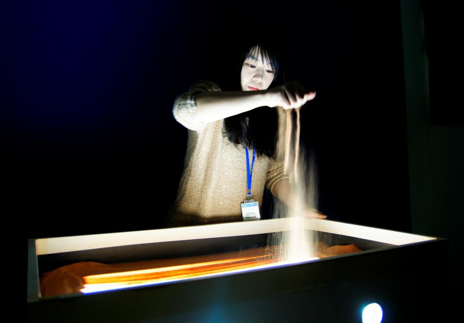 [인터뷰] 빛과 모래를 디자인하다, 샌드 아티스트 최은영