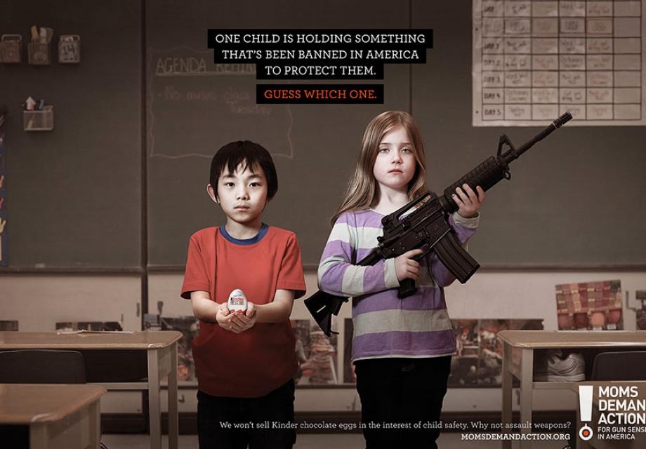 이 아이들을 지켜주세요 : 아동보호/아동인권을 위한 광고들