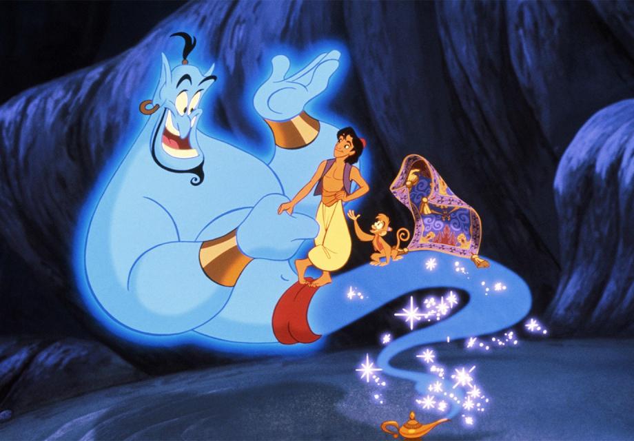 깨지지 않는 환상, Disney
