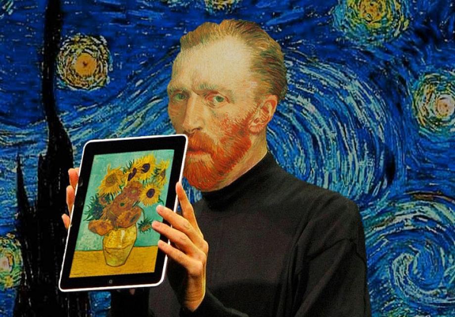 <Dali, Van, Picasso> -2. 현대판 반 고흐씨