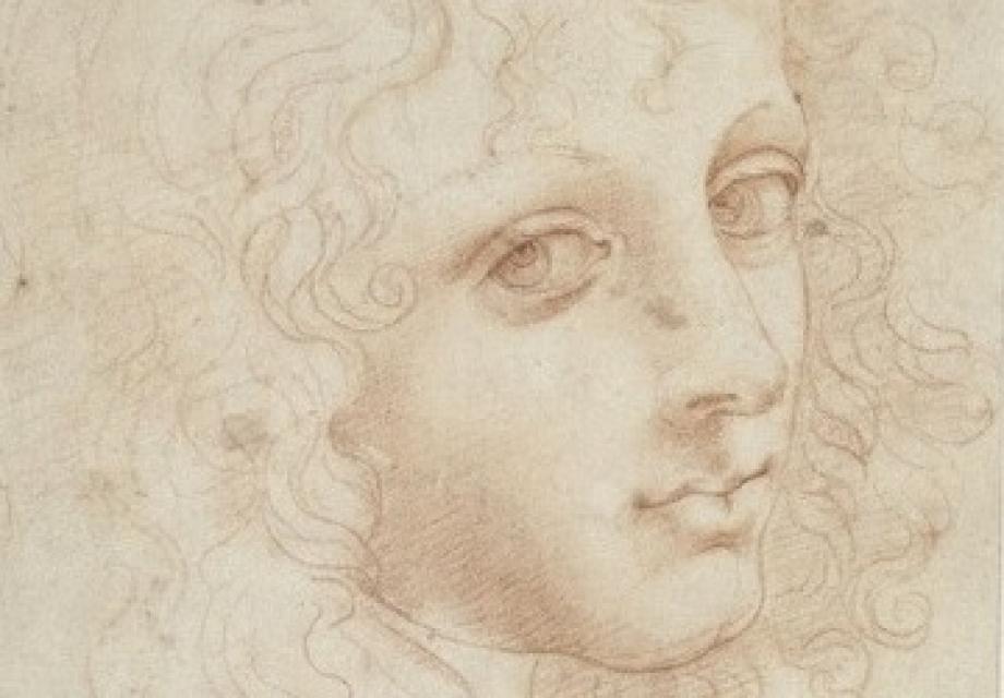 마지막과 시작, 레오나르도 다 빈치(Leonardo da Vinci)의 습작