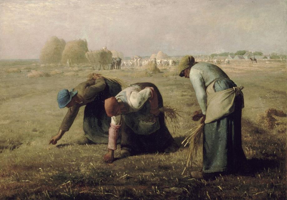 노동의 가치, 장 프랑수아 밀레 (Jean <span class='searched'>Francois</span> <span class='searched'>Millet</span>)