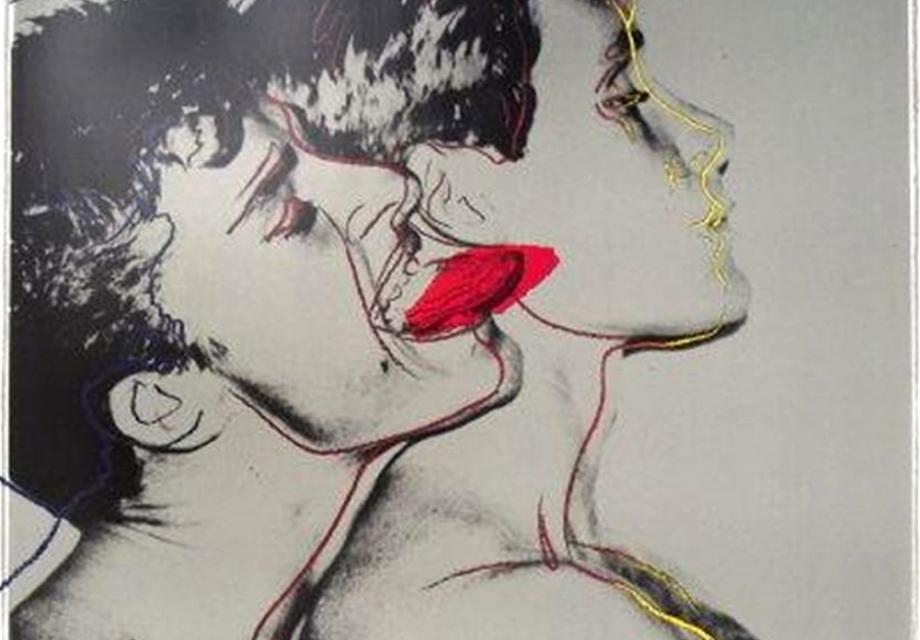 무지개를 담아, 동성애 미술(Homosexuality Art)