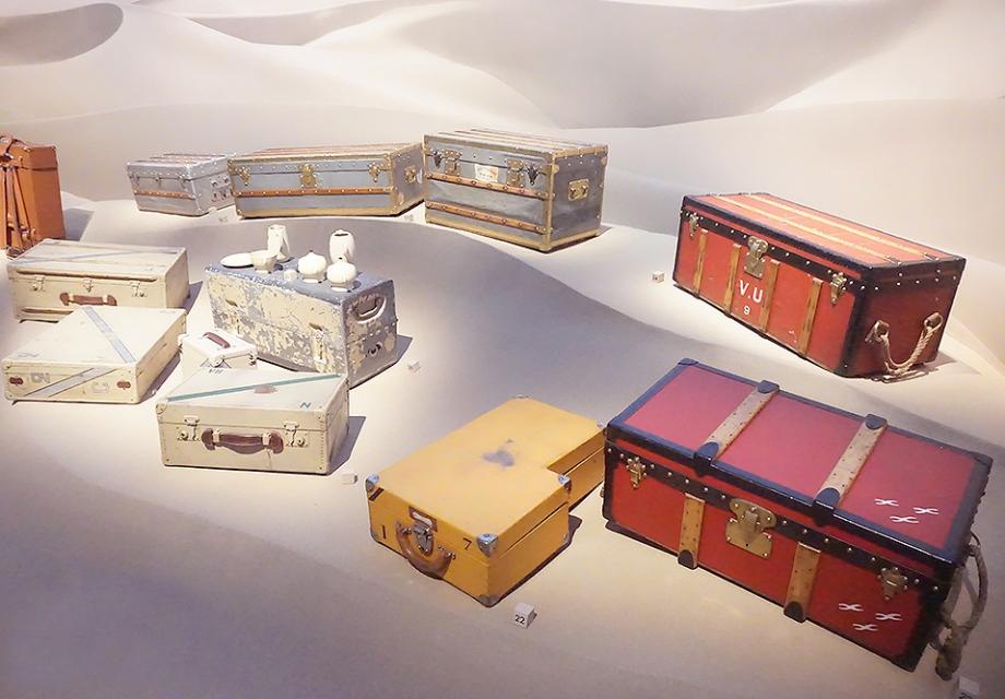 [전시리뷰] 가방의 재발견, 루이비통(Louis Vuitton)