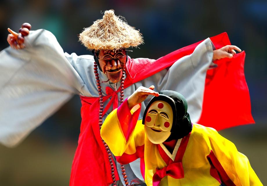 한국의 미(美)를 탐하다, 하회마을