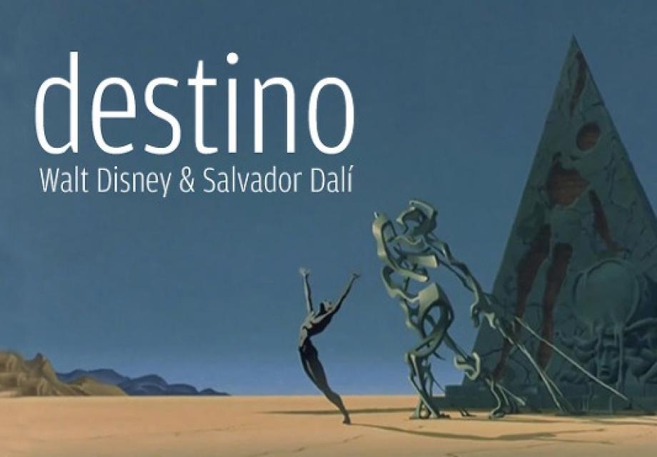 <Dali, Van, Picasso> - 1. 달리와 디즈니의 콜라보레이션 : Destino