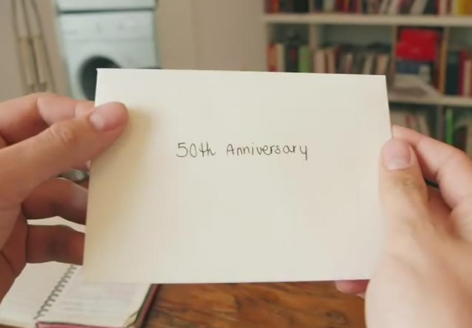 STOP MOTION : 100년의 세월과 한 사람의 일생을 담다