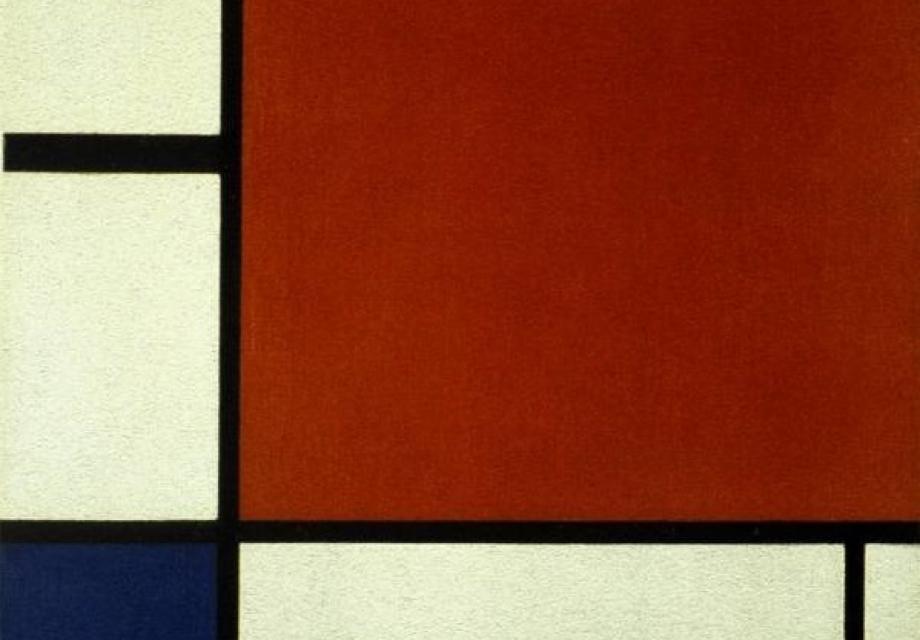 관계의 법칙, 피트 몬드리안 (Piet Mondrian)