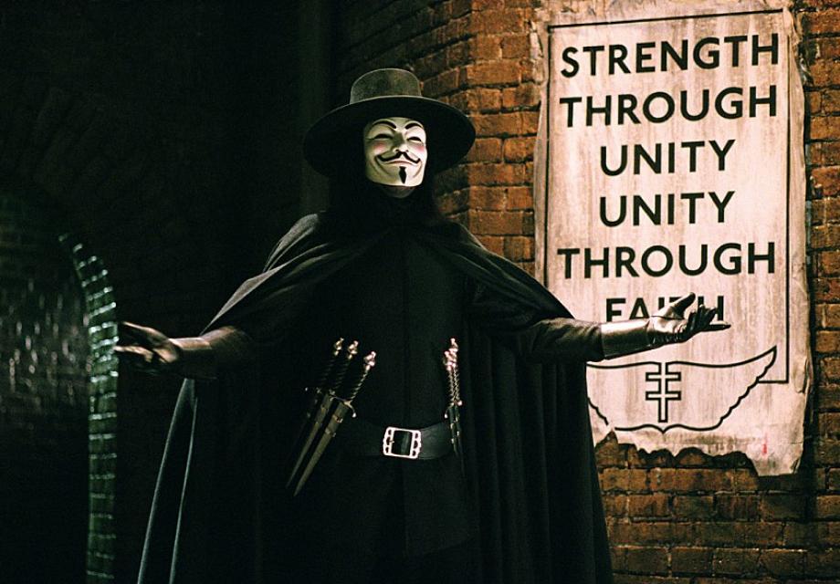 신념의 힘: 외젠 들라크루아(Eugene Delacroix)와 브이 포 벤데타(V For Vendetta)