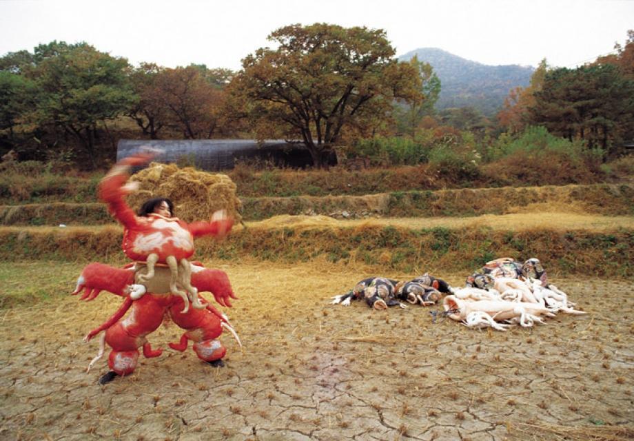 제가 바로 그 '요즘 것'들의 작품입니다,  <X:1990년대 한국미술>展
