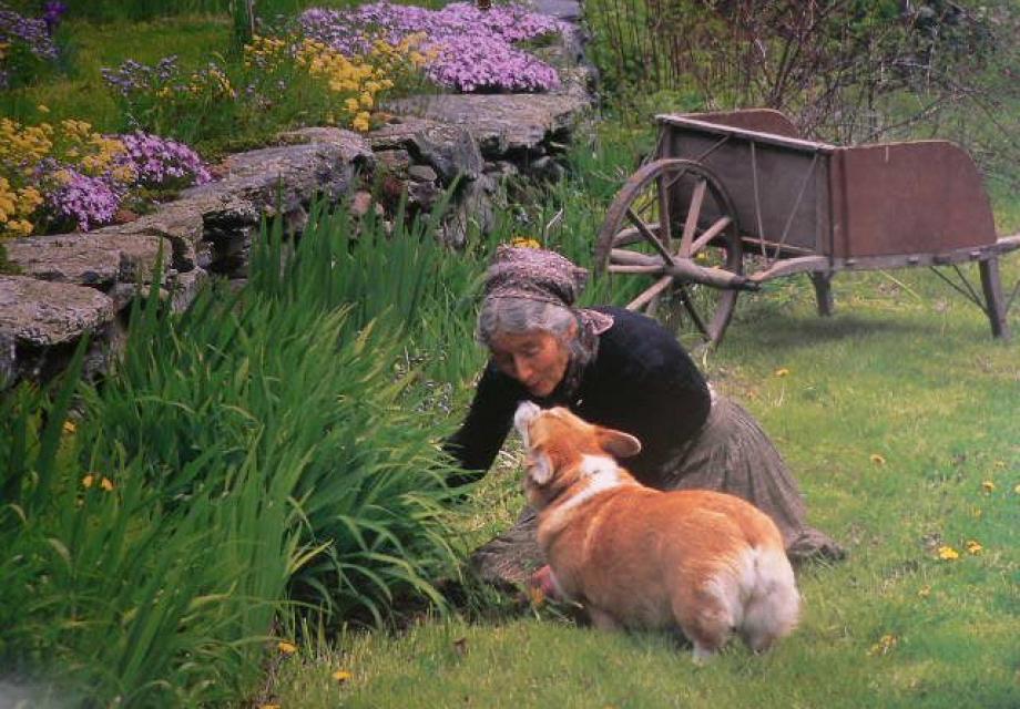 자연과 함께 하는 삶, 타샤 튜더(Tasha Tudor)
