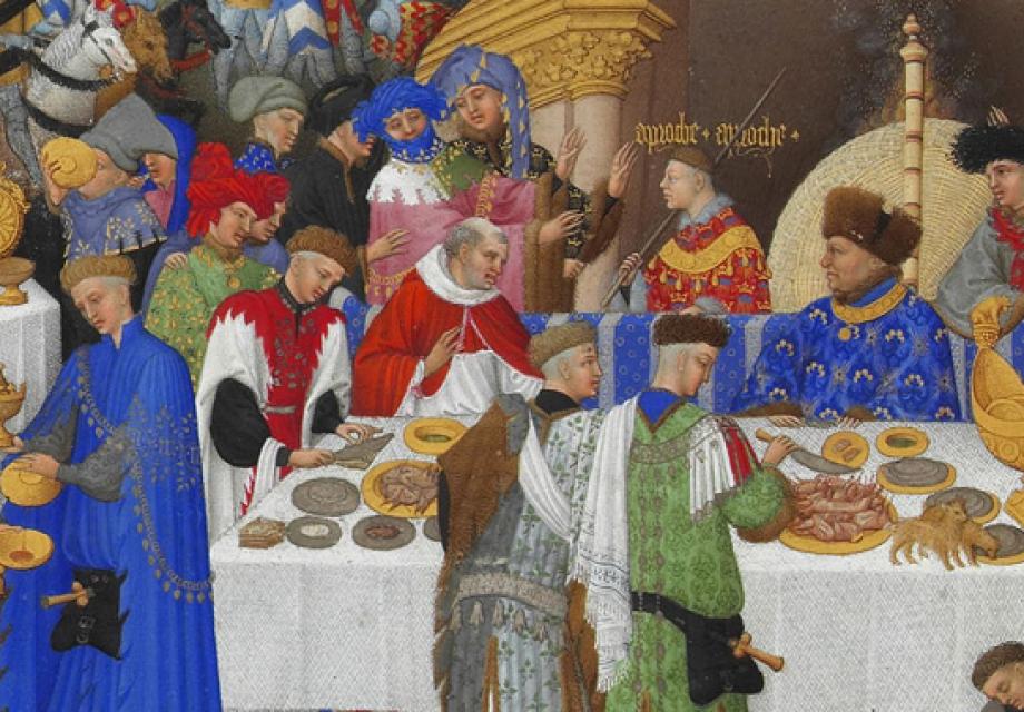 '새해'하면 '달력'이지! <베리공의 호화로운 기도서(Les très riches heures du Duc de Berry)>