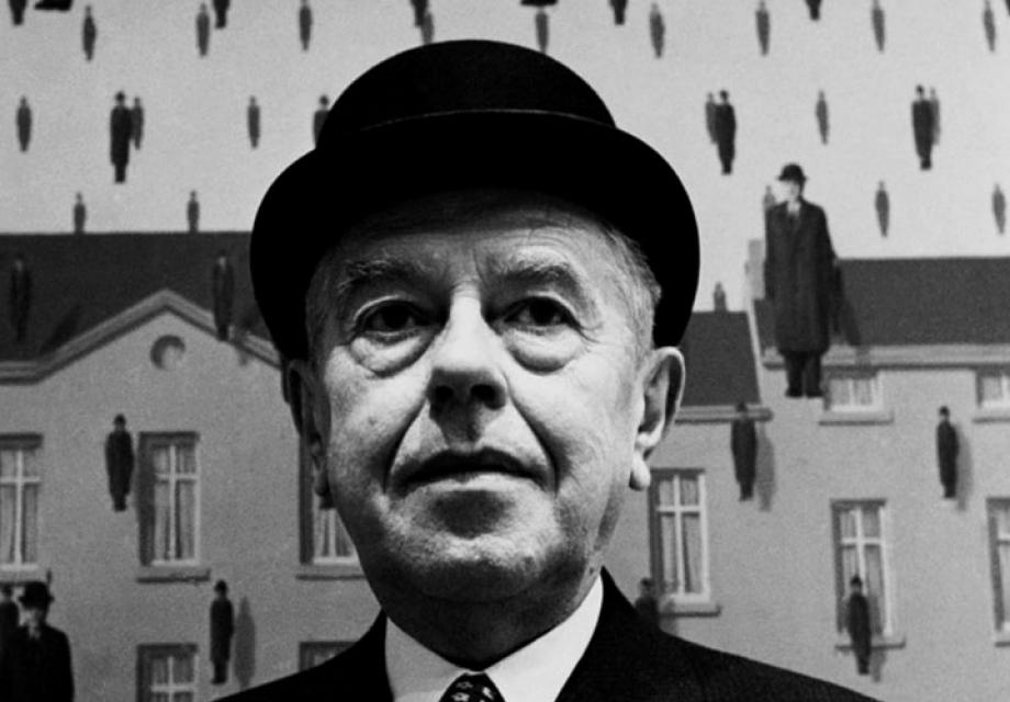 사유하는 그림, 르네 마그리트(René Magritte)의 거울