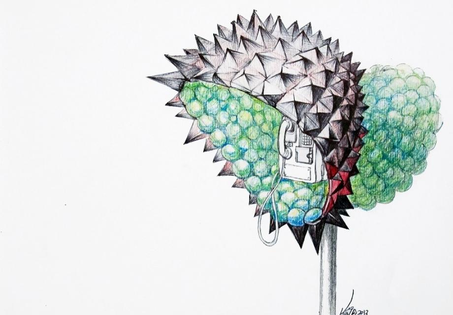 [365 ARTROAD] 그리며 세계일주 : 브라질