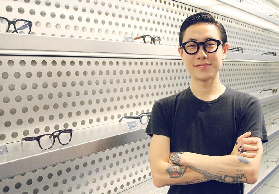 [인터뷰] 안경 '미치광이' : 젠틀몬스터 디자이너 이제리