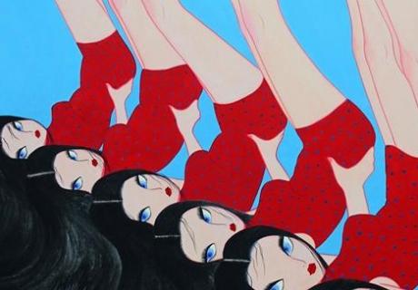 에브리데이몬데이, 장콸 <GIRL SCOUTS>展